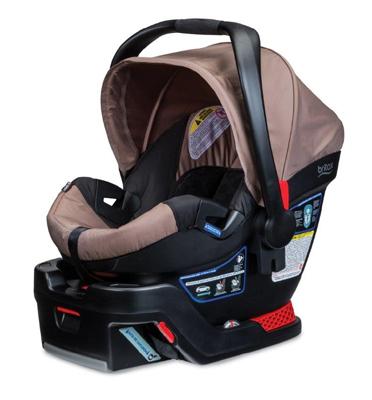 סלקל לתינוק כולל בסיס איזופיקס B-Safe 35 BRITAX