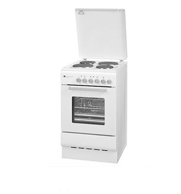 """תנור אפיה משולב כיריים חשמליות רוחב 50 ס""""מ מבית SCHAUB LORENZ דגם 5043TR"""