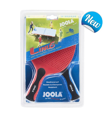 זוג מחבטי חוץ Joola LINUS המתאימים לרוח, גשם, שלג,או חום