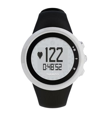 שעון דופק-מקודד עם קלוריות וטווחי דופק עמיד למים תוצרת Suunto דגם M1
