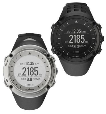שעון שטח כולל GPS עם ניטור דופק להרפתקנים ואתלטים תוצרת SUUNTO דגם AMBIT