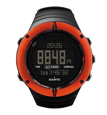 שעון שטח לגבר- Edition Everest מהדורה מוגבלת תוצרת Suunto דגם CORE Extreme