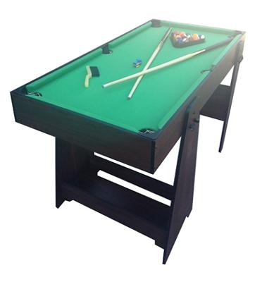 שולחן ביליארד מתקפל 4 פיט PRINCE