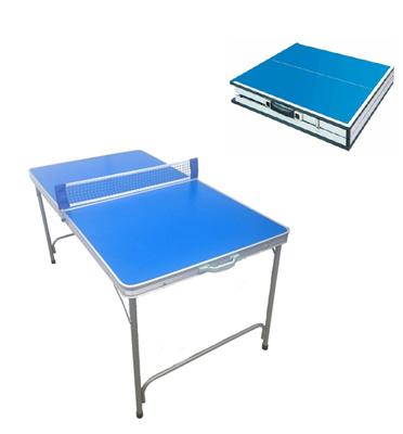 מיני טניס שולחן מתקפל  SUPER STAR