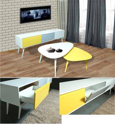 מערכת מזנון ושולחן מדהימה! מעוצבת עד הפרטים הקטנים ביותר! תוצרת ויטוריו דיוואני דגם אדוונס