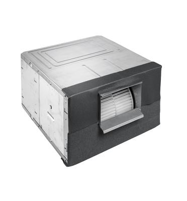 מזגן מיני מרכזי 37,200BTU תוצרת תדיראן דגם SILENT WIND 47/3P