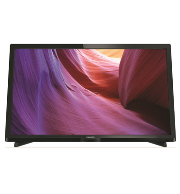 "טלוויזיה 24"" LED HD Ready תוצרת  Philips דגם 24PHH4000"