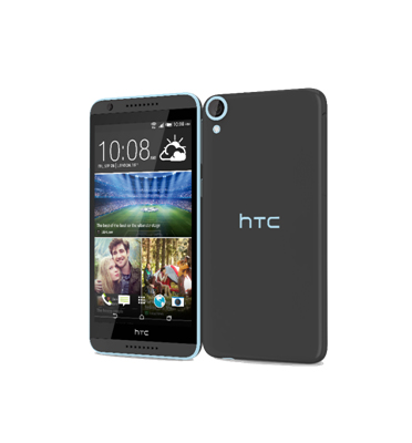 """טלפון סלולרי מסך מגע 5"""" TFT זיכרון פנימי 16GB, מערכת הפעלה Android תוצרת HTC דגם HTC Desire 626"""