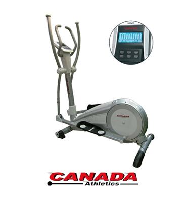 """אליפטיקל גלגל תנופה 20 ק""""ג מבית CANADA ATHLETICS דגם DYNAMIC 900"""