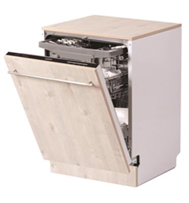 מדיח כלים רחב אינטגרלי ל-14 מערכות כלים תוצרת DELONGHI דגם WMD83I