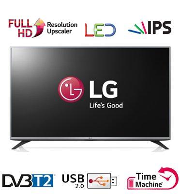 """טלוויזיה 42"""" Slim LED HD FULL עם פאנל IPS, טיונר דיגיטלי, תוצרת LG דגם 42LF560Y"""