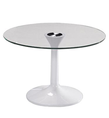 שולחן סלוני עגול דיזיין רטרו קלאסי תוצרת BRADEX דגם GARDA