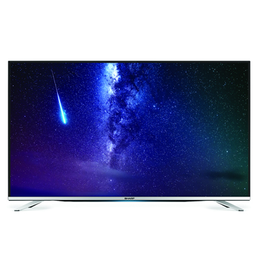 "טלוויזיה 49""  3D LED FULL HD SMART TV תוצרת SHARP דגם 49SFE7451"