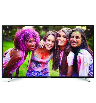 """טלוויזיה 55"""" LED SMART TV FULL HD תוצרת SHARP דגם 55CFE6242"""