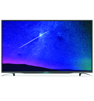 "טלוויזיה 55"" LED SMART TV FULL HD תוצרת SHARP דגם 55SFE7332"