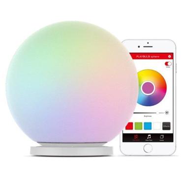 מנורת LED נטענת ייחודית תוצרת Mipow דגם PlayBulb Sphere