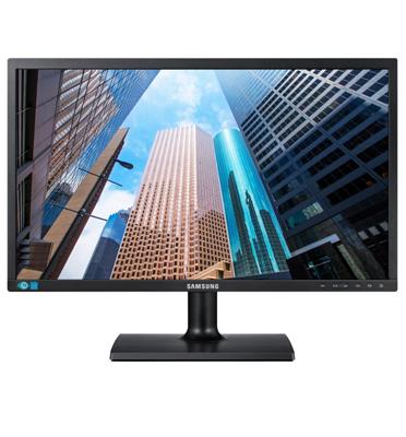 """מסך מחשב מקצועי עסקי 22"""" Full HD בפורמט צפייה מלא של 16:10 תוצרת SAMSUNG דגם S22E200BW"""