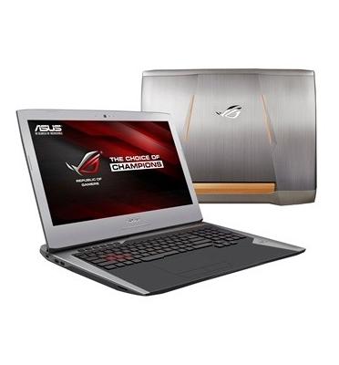 "מחשב נייד 17.3"" 16GB מעבד Intel® Core™ i7 תוצרת ASUS דגם G752VT-GC073T"