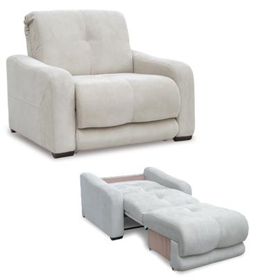 כורסא איכותית ומפנקת במיוחד! נפתחת למיטה תוצרת BRADEX דגם CASSANDRA-1