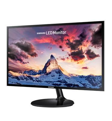 מסך מחשב 27'' LED פאנל PLS, תוצרת .Samsung דגם S27F350FH