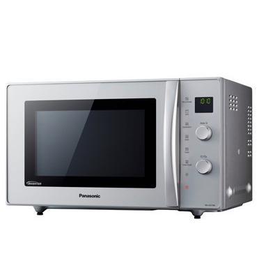 מיקרוגל דיגיטלי 27 ליטר Inverter משולב גריל + תנור טורבו  תוצרת Panasonic דגם NN-CD575 MEPG