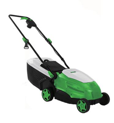 מכסחת דשא חשמלית יונדאי, בעלת הספק 2300W ובעלת שק איסוף קשיח, מבית HYUNDAI דגם HD-2300