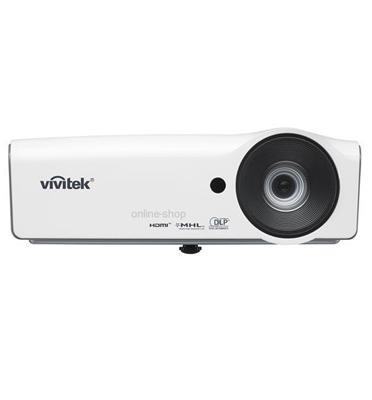 מקרן FULL HD תוצרת VIVITEK דגם DH558