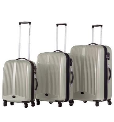סט מזוודות קשיחות 3 יח' | 28 | 24 | 20 מבית Calpaks דגם Covent