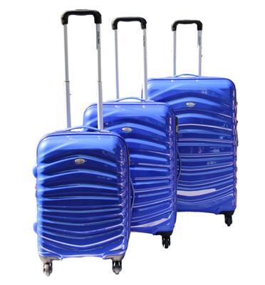 סט מזוודות קשיחות 3 יח' | 28 | 24 | 20 אולטרה לייט מבית CALPAKS דגם Plume