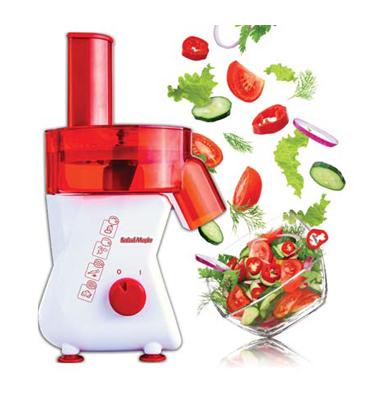 פורס וקוצץ ירקות חשמלי תוצרת SaladMaster דגם SM5320