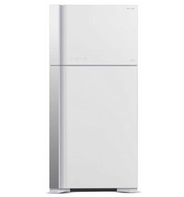 מקרר 2 דלתות בנפח 552 ליטר מפואר בעיצוב חדשני No Frost תוצרת HITACHI דגם RVG660GPW