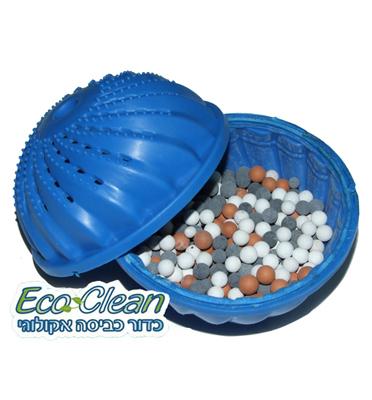 כדור כביסה אקולוגי מהדור החדש ,מחליף את אבקת הכביסה במכונה דגם 1007300