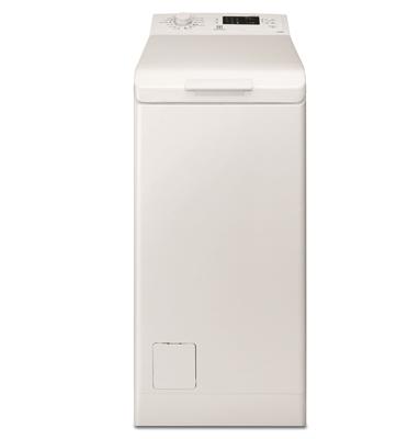 """מכונת כביסה פתח עליון 5.5 ק""""ג 800 סל""""ד תוצרת Electrolux דגם EWT2853EWW"""