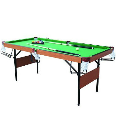 שולחן סנוקר חצי מקצועי 6 פיט מתקפל מוצר אידאלי לדירות קטנות מבית  Energym Sport דגם B9160