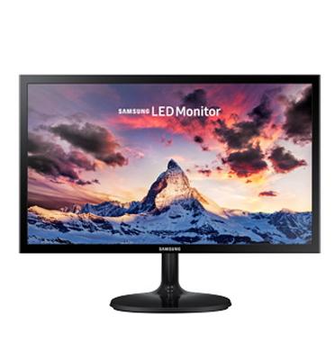 """מסך מחשב 21.5"""" LED תוצרת SAMSUNG דגם S22F350FH"""