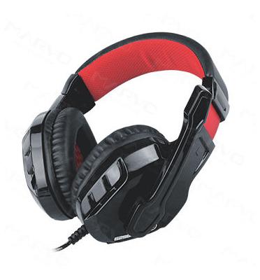 אוזניות קשת סטריאו עם מיקרופון לחובבי הגיימינג והמוסיקה . מבית MARVO דגם H8329