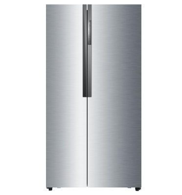מקרר 2 דלתות בנפח 537 ליטר No Frost Side by Side תוצרת .Haier דגם HRF521F