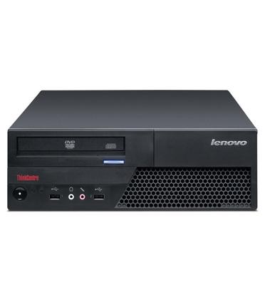 מחשב נייח חזק מערכת הפעלה WIN7PRO תוצרת Lenovo דגם M58 SFF