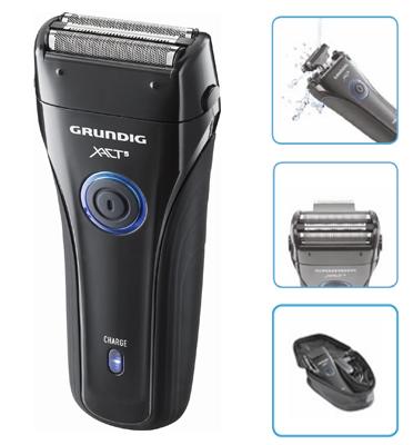 מכונת גילוח תוצרת GRUNDIG דגם MS6240