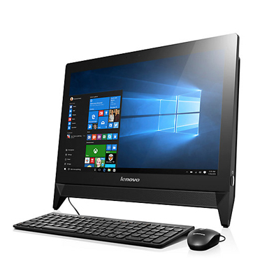 "מחשב נייד 19.5"" 4GB מעבד INTEL PENTIUM N3700 תוצרת Lenovo דגם IP AIO C20-00 F0BB00FBIV"
