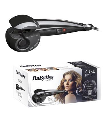 מסלסל שיער CURL SECRET תוצרת BABYLISS דגם C-900