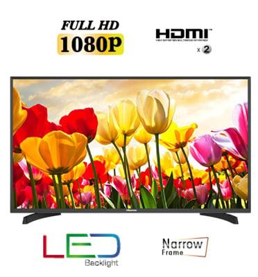 "טלוויזיה מסך ""40 LED Full HD TV תוצרת HISENSE דגם 40M2160P"