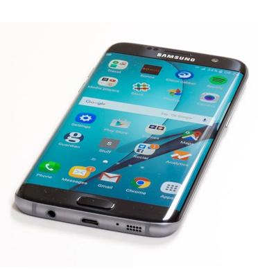 """סמארטפון מסך 5.5"""" 32GB מערכת הפעלה Android OS, v6.0 תוצרת SAMSUNG דגם GALAXY S7 EDGE"""