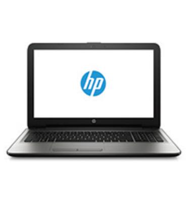 """מחשב נייד 15.6"""" 4GB מעבד Intel® Pentium® N3710 תוצרת .HP דגם 15-ay012nj"""