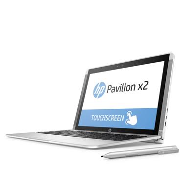 """מחשב נייד 12"""" 8GB מעבד Intel® Core™ m3-6Y30 תוצרת HP Pavilion x2 דגם 12-b100nj"""