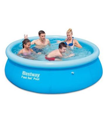 בריכת שחייה שפה מתנפחת מבית BESTWAY גודל 66*244 דגם 57265