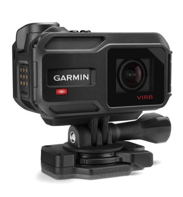 מצלמת אקסטרים באיכות HD מהדור הבא העושות שימוש ב-TMMetrix-G תוצרת Garmin דגם VIRB X