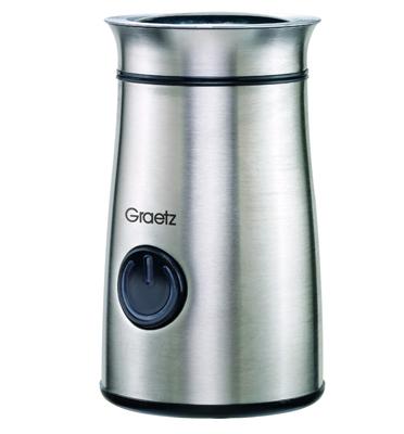 מטחנת קפה עשויה נירוסטה תוצרת Graetz דגם GR-30S
