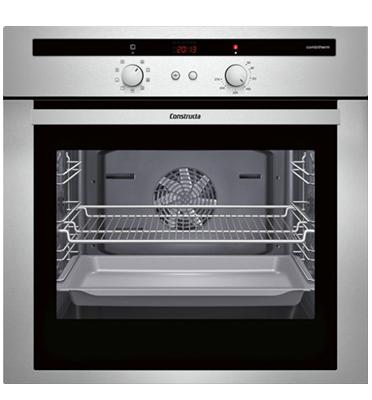 תנור אפיה בנוי דיגיטלי – הדור החדש בגימור נירוסטה תוצרת קונסטרוקטה דגם CF232254IL
