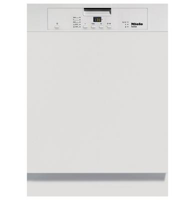מדיח כלים רחב ל- 13 מערכות כלים צבע לבן תוצרת Miele דגם G4203CS